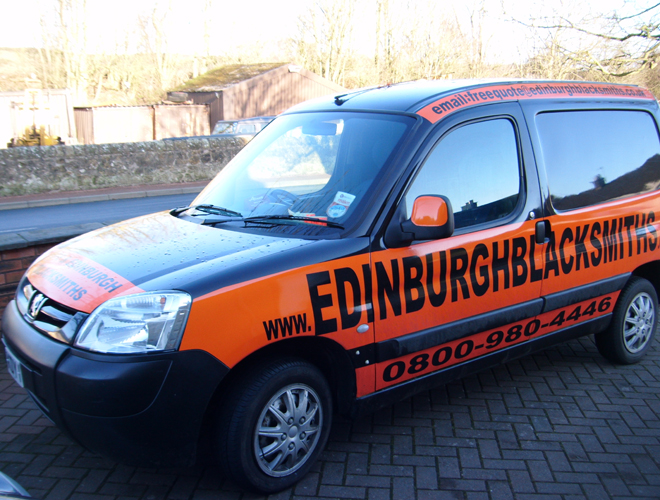 Blacksmiths Services Edinburgh